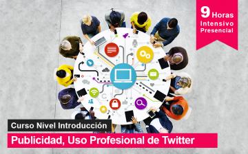 Uso Twitter - curso y seminario