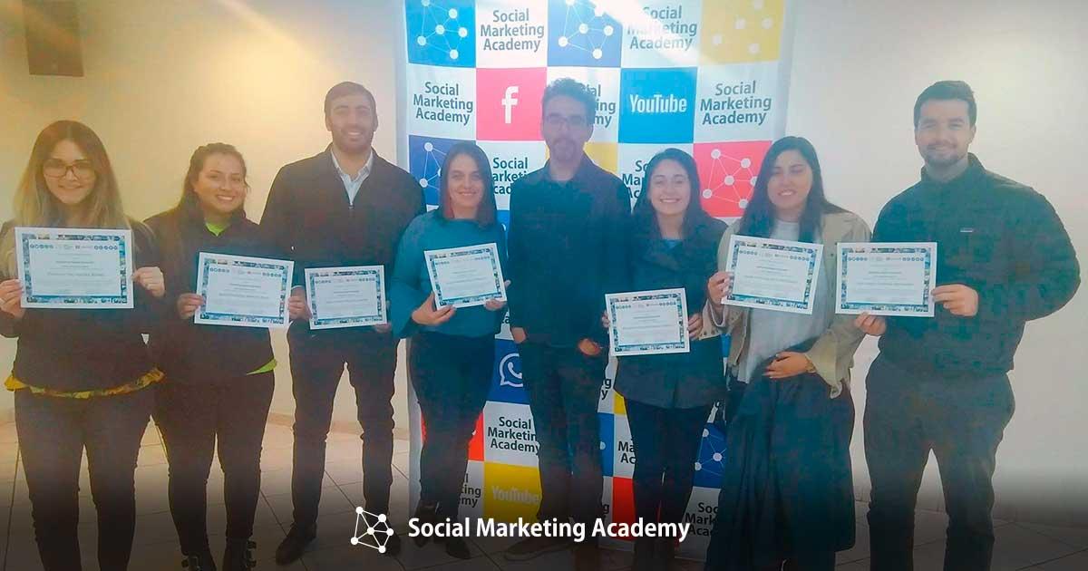 Capacitacion In Company NeuroMarketing - BCI - Primer Grupo - Diploma