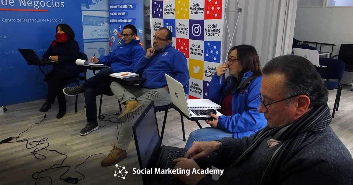 Capacitacion In Company Marketing Y Comunicaciones - Centro de Negocios Sercotec - Primera Jornada - 1