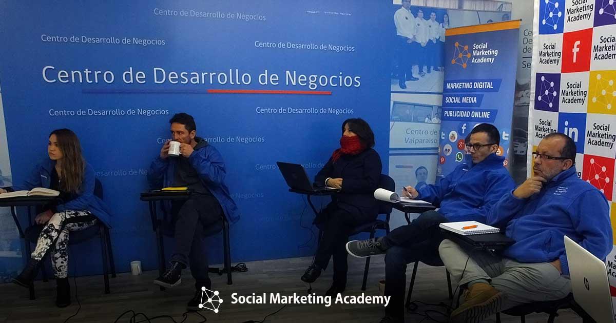 Capacitacion In Company Marketing Y Comunicaciones - Centro de Negocios Sercotec - Primera Jornada - 3