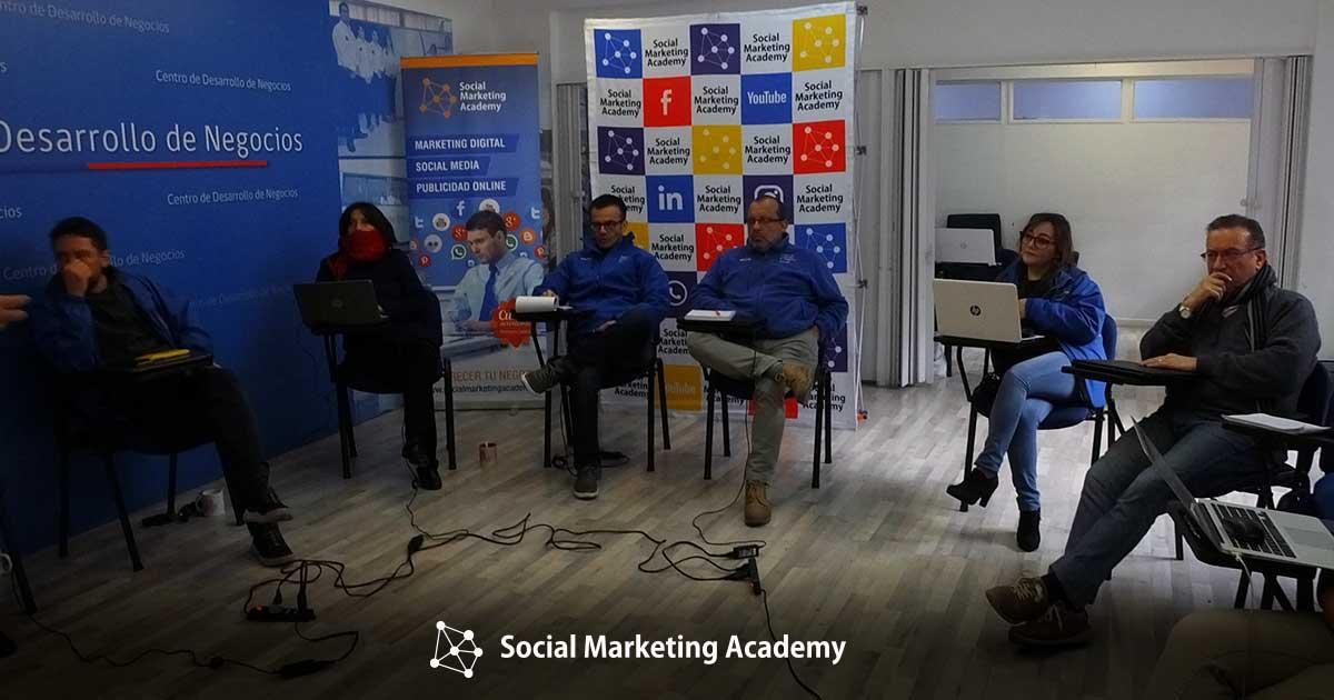 Capacitacion In Company Marketing Y Comunicaciones - Centro de Negocios Sercotec - Primera Jornada - 4