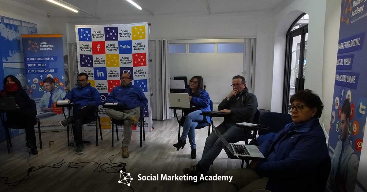 Capacitacion In Company Marketing Y Comunicaciones - Centro de Negocios Sercotec - Primera Jornada - 5