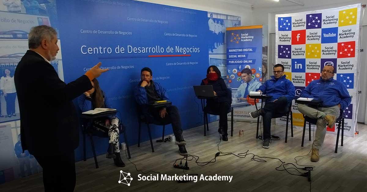 Capacitacion In Company Marketing Y Comunicaciones - Centro de Negocios Sercotec - Primera Jornada - 6