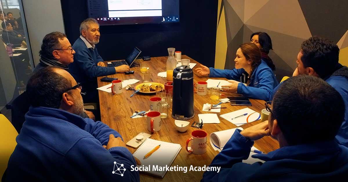 Capacitacion In Company Marketing Y Comunicaciones - Centro de Negocios Sercotec - Segunda Jornada - 1