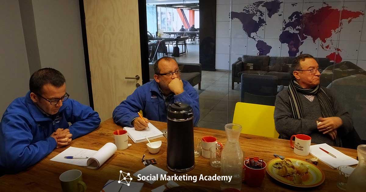 Capacitacion In Company Marketing Y Comunicaciones - Centro de Negocios Sercotec - Segunda Jornada - 4